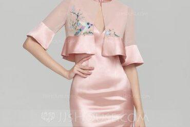 30 Chiếc váy cưới màu pastel xinh xắn