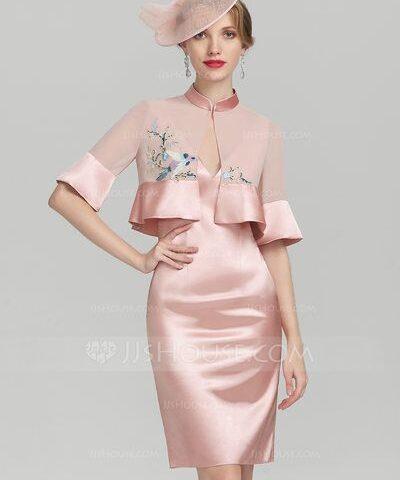 váy cưới hồng