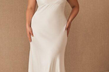 Váy cưới đơn giản sang xịn